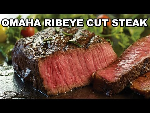 *** Brand New Omaha Ribeye Cut Steak Review ***