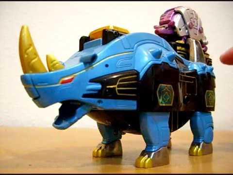 PA-05 Gao Rhino and Gao Armadillo - CollectionDX - YouTube