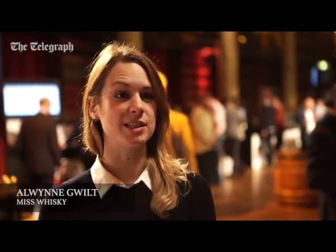 Telegraph Whisky Experience December 2015