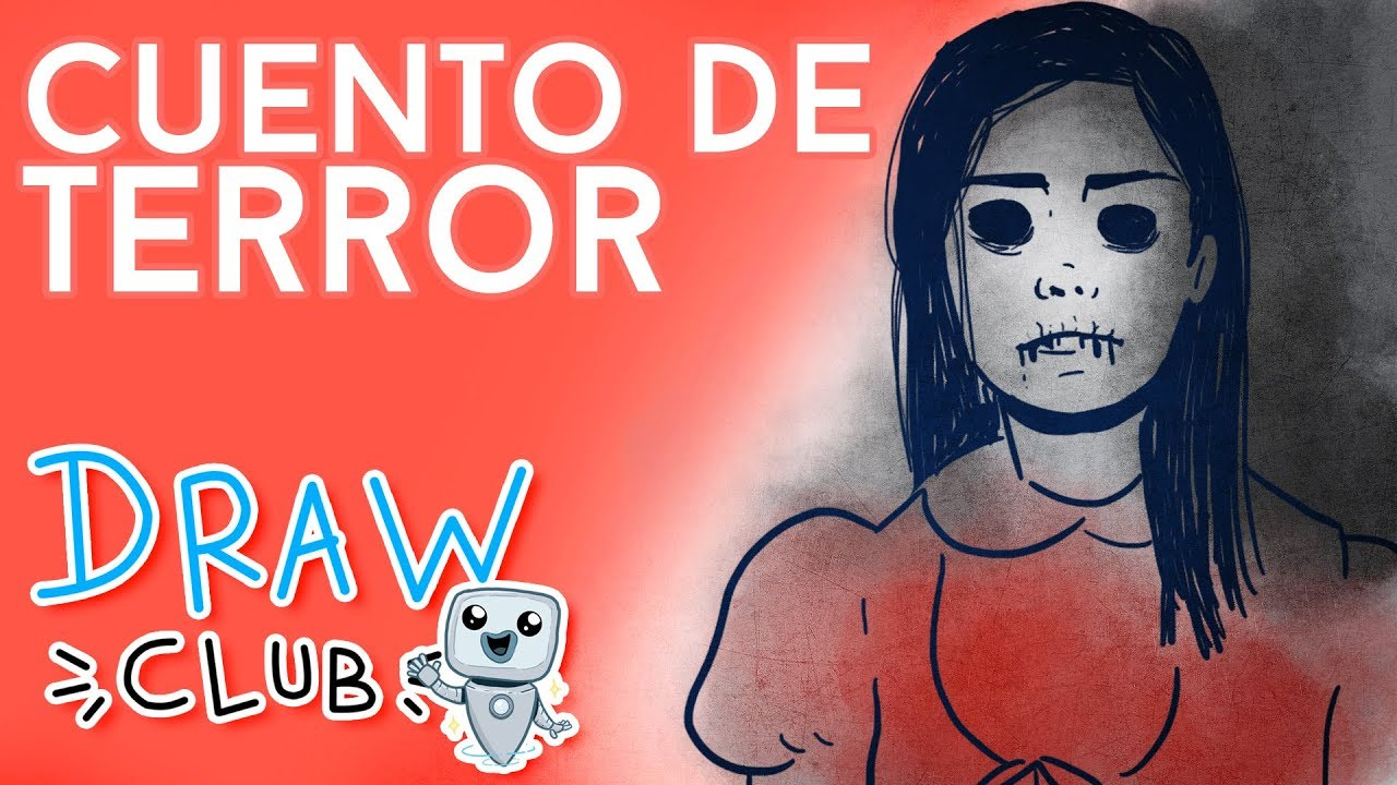 TERROR en 90 SEGUNDOS - Draw My Life