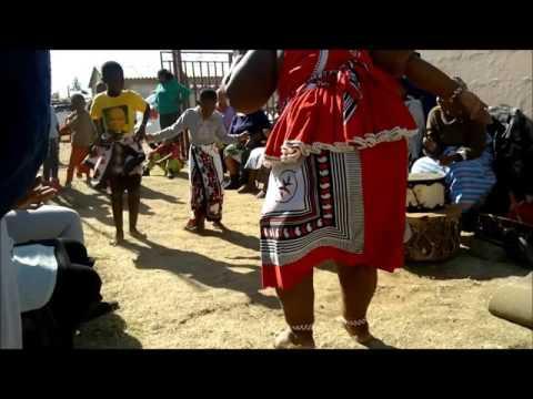 Sangoma Vulindlela's So U Can Dance