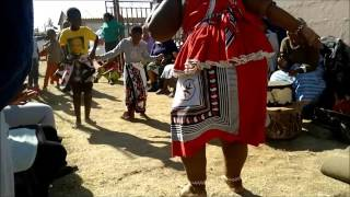 Sangoma Vulindlela's So U Can Dance