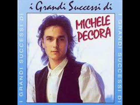 MICHELE PECORA - TE NE VAI (1980).wmv