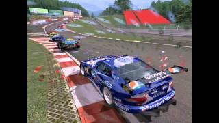 GTR FIA GT Racing Game PC 2006 Gameplay