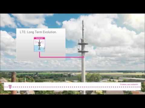 Telekom LTE - Was kann Long Term Evolution Funk Internet?