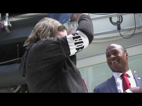 GONITRO: Could YOU Play In The NFL/CFL? Henry Burris Part 7