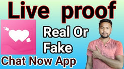 Chat Now app | Chat Now app Real or Fake | Live Proof | chat now app kaise chalaye | sp jatav