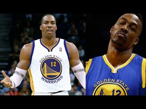 Dwight Howard to Warriors? Seeks Buyout Free Agent! 2018 NBA Free Agency