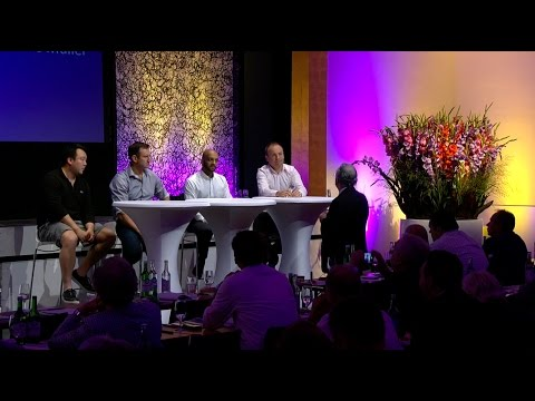 Home Delivery Panel: The New Restaurant Front Door | 17th European Foodservice Summit 2016