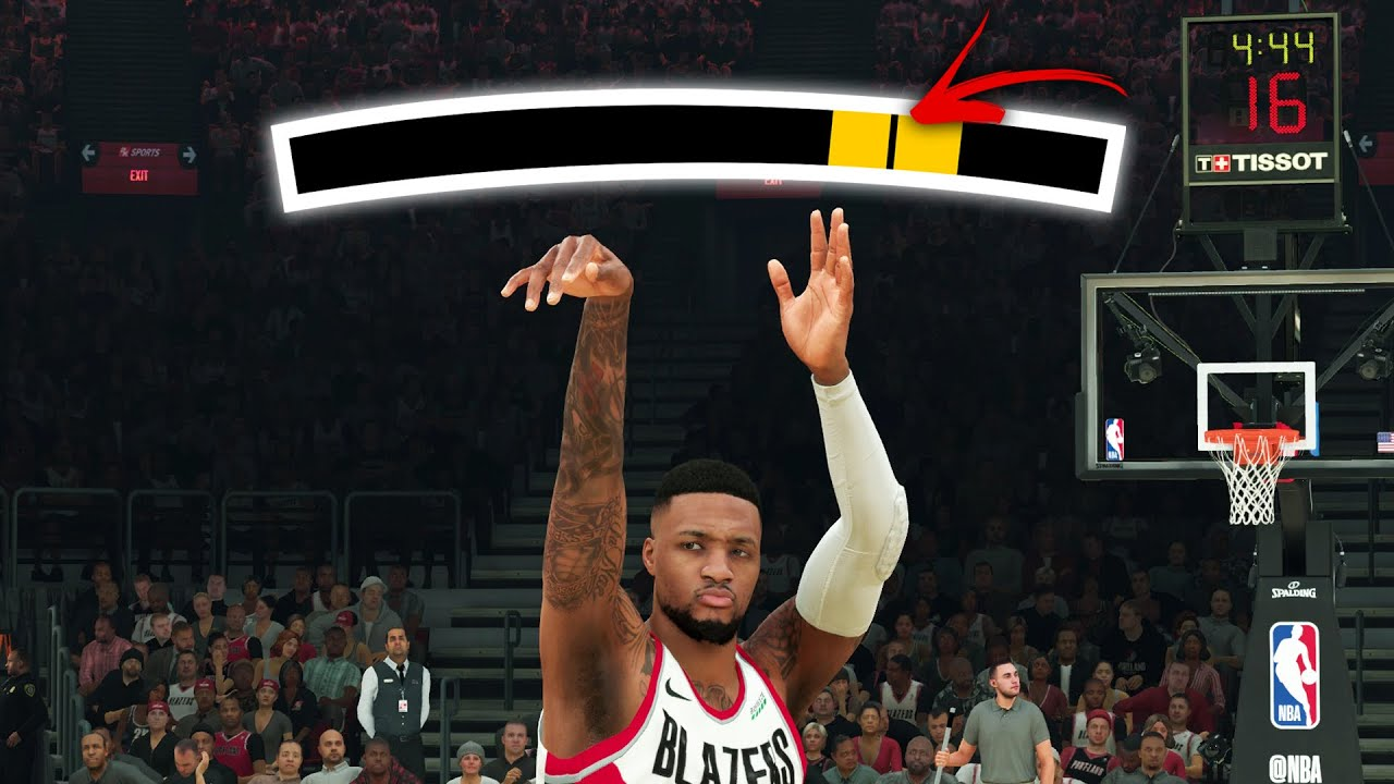 All Shot Meter Settings Explained How To Turn Shot Meter Off In Nba 2k21 Ps4 Xbox One Youtube
