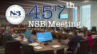 NSB Meeting 457 Day 1 Live Webcast thumbnail