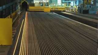 MANUFACTURING PROCESS OF STEEL SCRAP TO BILLET AND BILLET TO ROLLING MILL