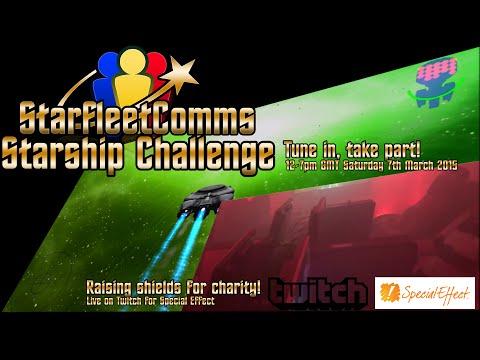 StarfleetComms Starship Challenge - Meet the crew of the Artemis!