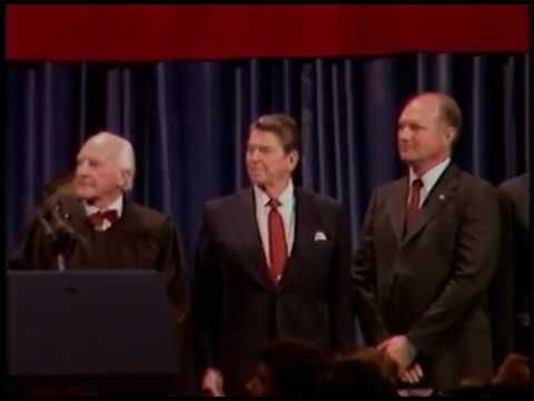 President Reagan's Remarks at Swearing in of New Citizens on October 1, 1984