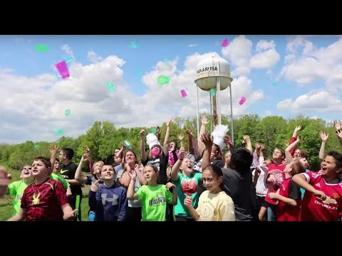 Character Counts at Wakarusa Elementary School