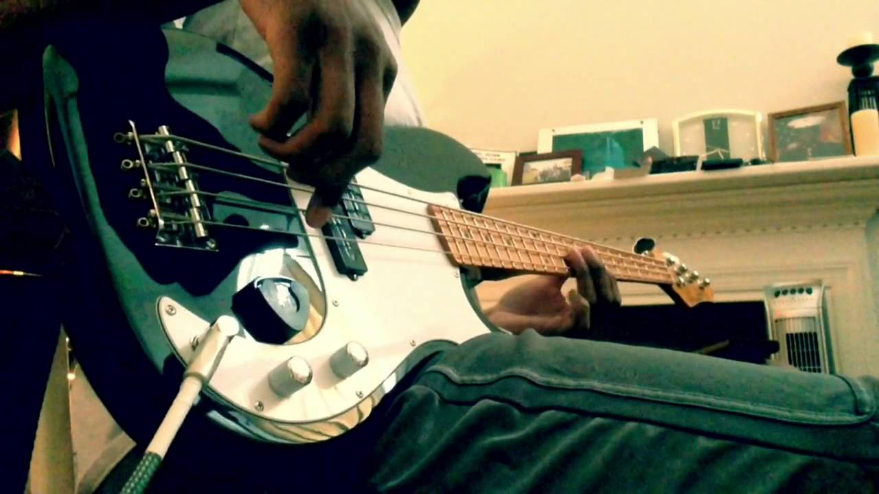 Nine Inch Nails - Dead Souls (Bass Cover) - YouTube
