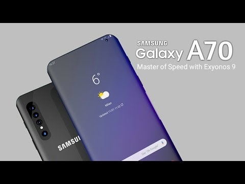 Samsung Galaxy A70 5G Introduction - Price specs and release date
