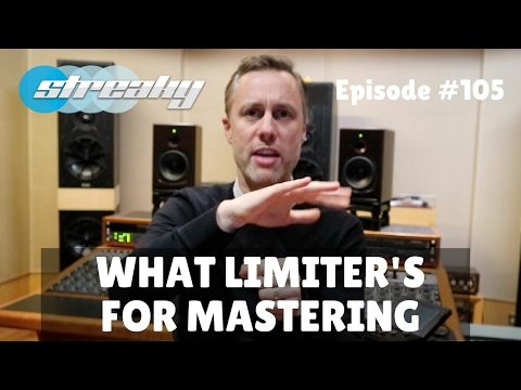 What Limiter's I'm Using For Mastering 2017 - YouTube