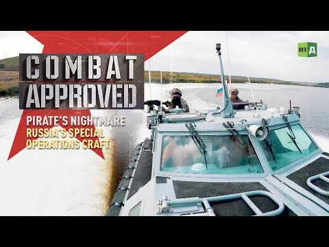 A Pirate's Nightmare: Russia's Special Operations Craft