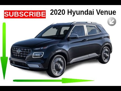 New Suv 2020 Hyundai Venue Redesign New Details And Test Drive