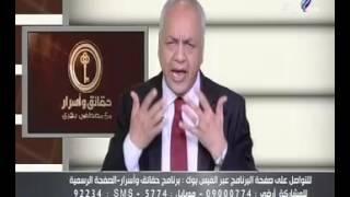 بالفيديو.. مصطفى بكرى: اغضب يا ريس على الخونة والمتآمرين الموجودين بالسجون