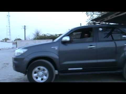 Toyota Fortuner & Royal Enfiled