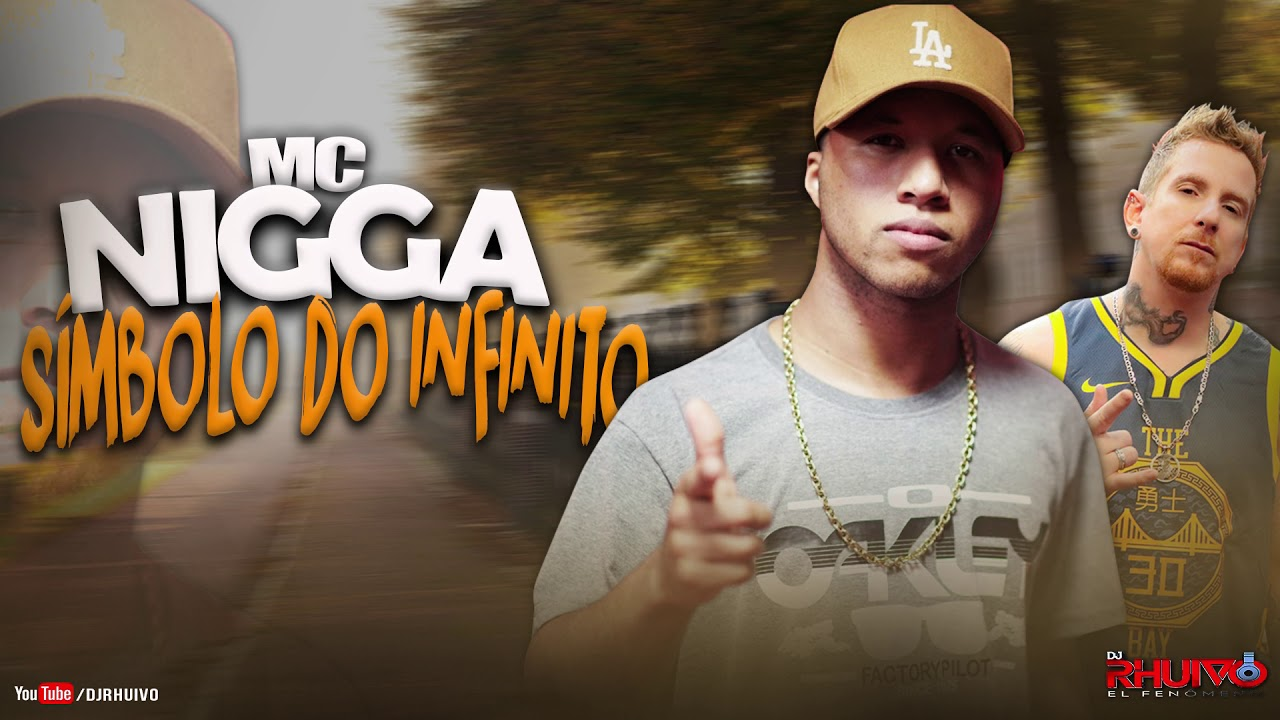 Mc Nigga - Símbolo do Infinito [Áudio-Oficial] Prod. DJ Rhuivo.