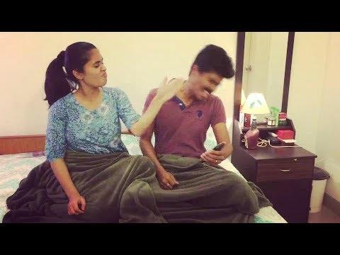 Arun Sanjana Real Couple  And tamil Serial actress Dubsmash thumbnail