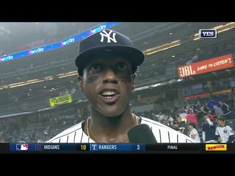 Cameron Maybin Homers In Win