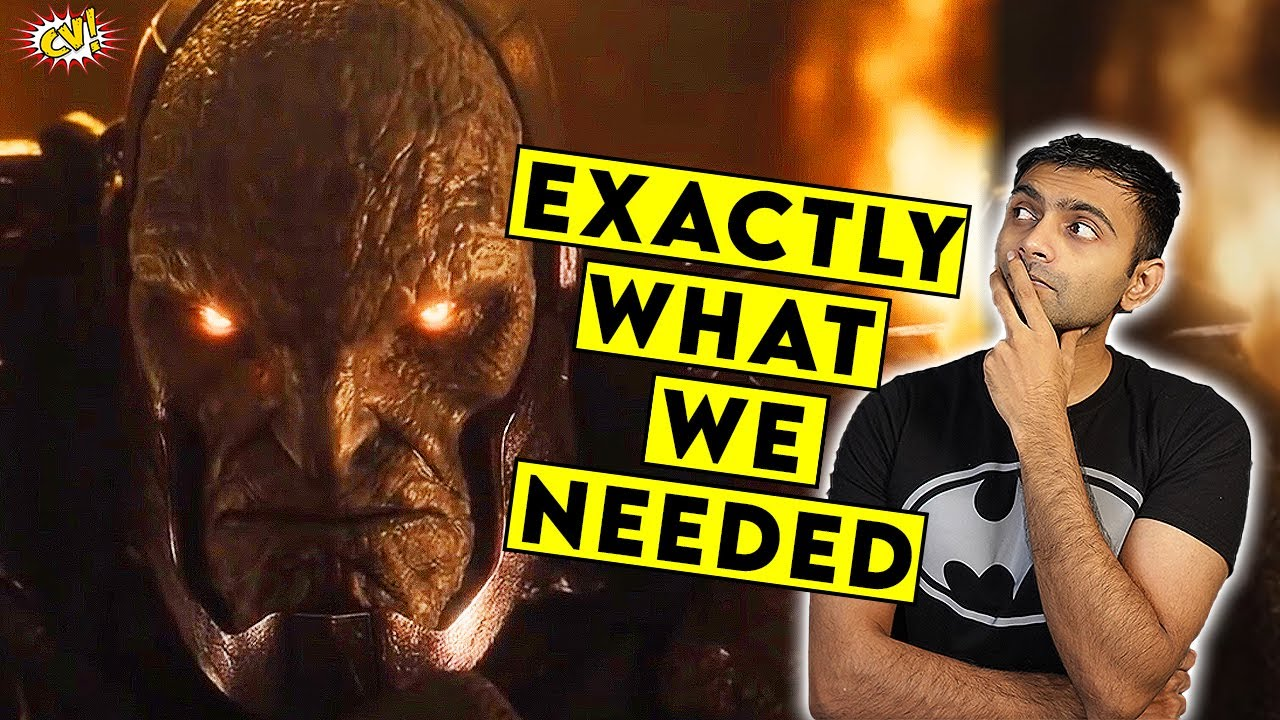 Download Zack Snyder's Justice League is EPIC!! || NO SPOILER REVIEW || ComicVerse