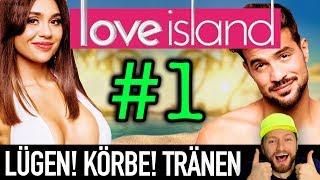 Love Island 2019: ALLE Kandidaten, LÜGEN & heiße FLIRTS in #1