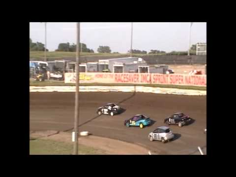 Eagle Raceway Sport Compact Heat 2 on 7-29-2017
