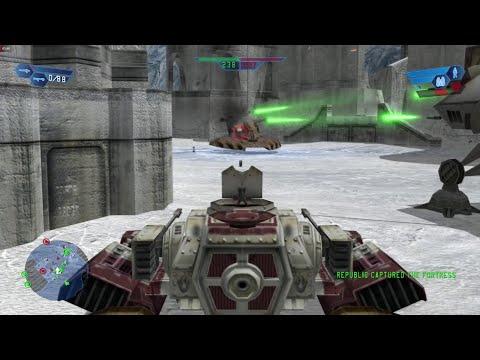 Star Wars Battlefront (Classic, 2004) - Rhen-Var (Galactic Republic) - PC 2K HD |