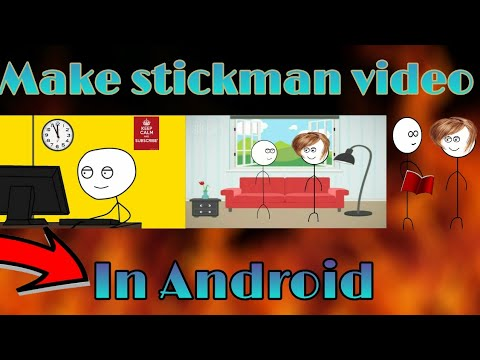 How To Make Stickman Videos In Android Youtube