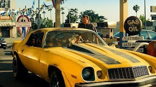 Sam Witwicky Buys His First Car (Bumblebee) - Transformers (2007) Movie Clip HD