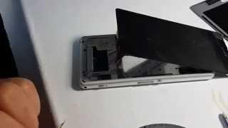 Дисплей Sony Z1 Compact D5503 ремонт. Как разобрать телефон? Замена модуля(Ссылка на товар ..., 2014-09-26T07:10:33.000Z)