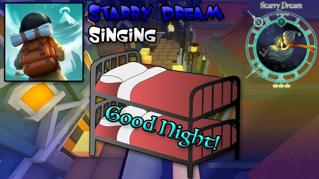 Rolling Sky Halloween Night.Rolling Sky 2 Singing Good Night Starry Dream