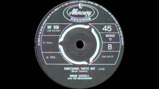 Brian Connell With The Roundsound - Something You've Got