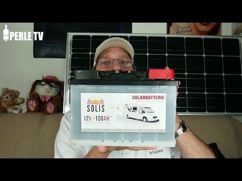 Perle´s Solarstrom-Insel (inkl. MPPT WLAN DIY Netzwerk-Monitoring) Teil 1/3