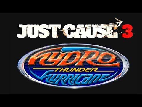 Just Cause 3 Hydro Thunder Hurricane
