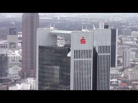 Der Trianon-Tower - Das Gebäude der Dekabank in Frankfurt am Main