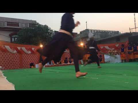 Sikh Martial Art Gatka Group Vallah Amritsar Punjab (Girls team ) 07307171719