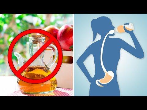 The 4 Times You Should NEVER Take Apple Cider Vinegar