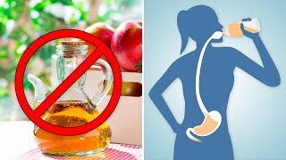 The 4 Times You Should NEVER Take Apple Cider Vinegar