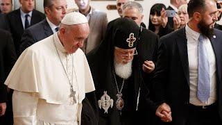 Thời sự tuần qua 10/10/2016: Dư âm chuyến tông du của Đức Thánh Cha tại Georgia