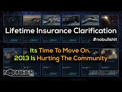 2013 - Lifetime Insurance Clarification - Its Time To Move On