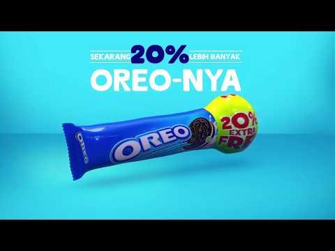 Oreo Extra 20% Free