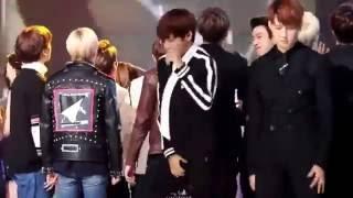Video HD FANCAM 151231 GOT7, BTS, SHINee   Dance Time @ MBC Gayo Daejun 2015 download MP3, 3GP, MP4, WEBM, AVI, FLV Mei 2018