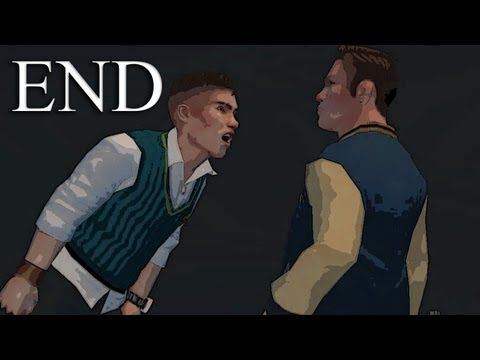 Bully Scholarship Edition - Ending