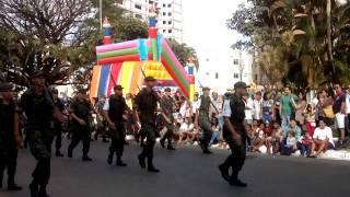 DESFILE TIRO DE GUERRA 24/05/2014 PATOS DE MINAS